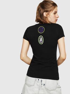 T-SUPERY-G, Noir - T-Shirts