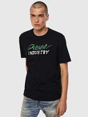 T-JUST-BX2, Noir - T-Shirts