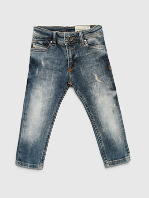 SLEENKER-B-N, Bleu moyen - Jeans