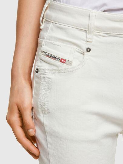 Diesel - Fayza 009NR, Blanc - Jeans - Image 5