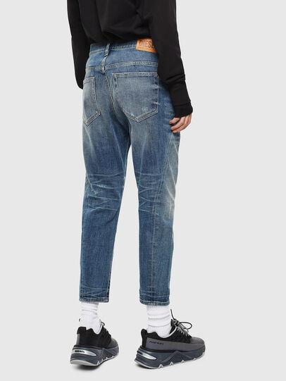 Diesel - Fayza 0890Y, Bleu moyen - Jeans - Image 2