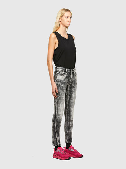 Diesel - S-SERENDIPITY LC W, Rose Fluo - Baskets - Image 7