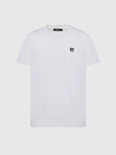 Diesel - T-DIEGOS-K30, Blanc - T-Shirts - Image 1