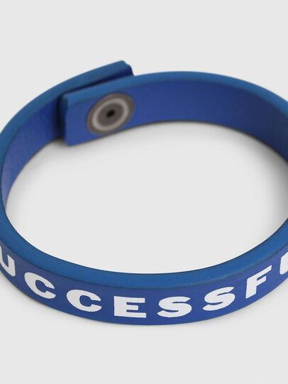 Diesel - A-CONCO, Bleu - Bijoux et Gadgets - Image 2