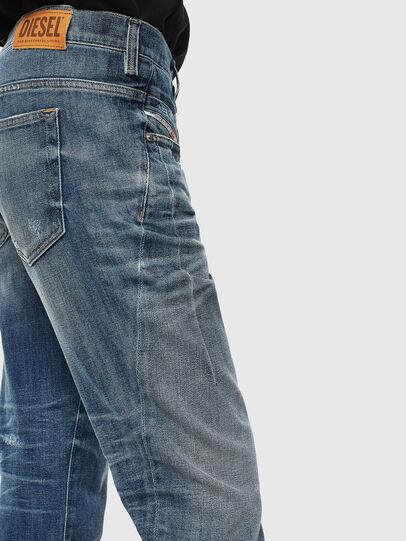 Diesel - Fayza 0890Y, Bleu moyen - Jeans - Image 4