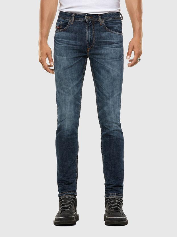Thommer 009DA, Bleu Foncé - Jeans