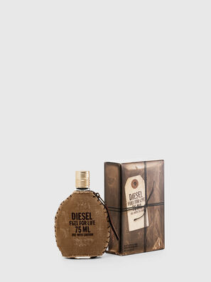 FUEL FOR LIFE MAN 75ML, Marron - Fuel For Life