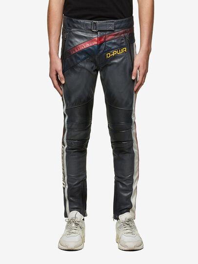 Diesel - P-POWER, Noir - Pantalons - Image 1