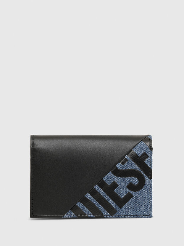 DUKEZ, Noir/Bleu - Portes Cartes