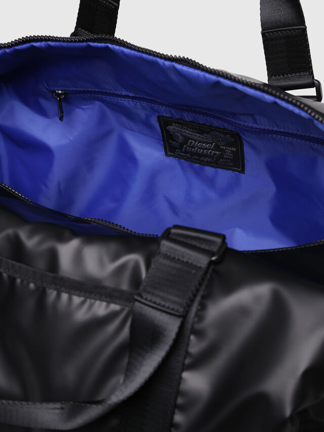 F-DISCOVER DUFFLE, Noir/Bleu