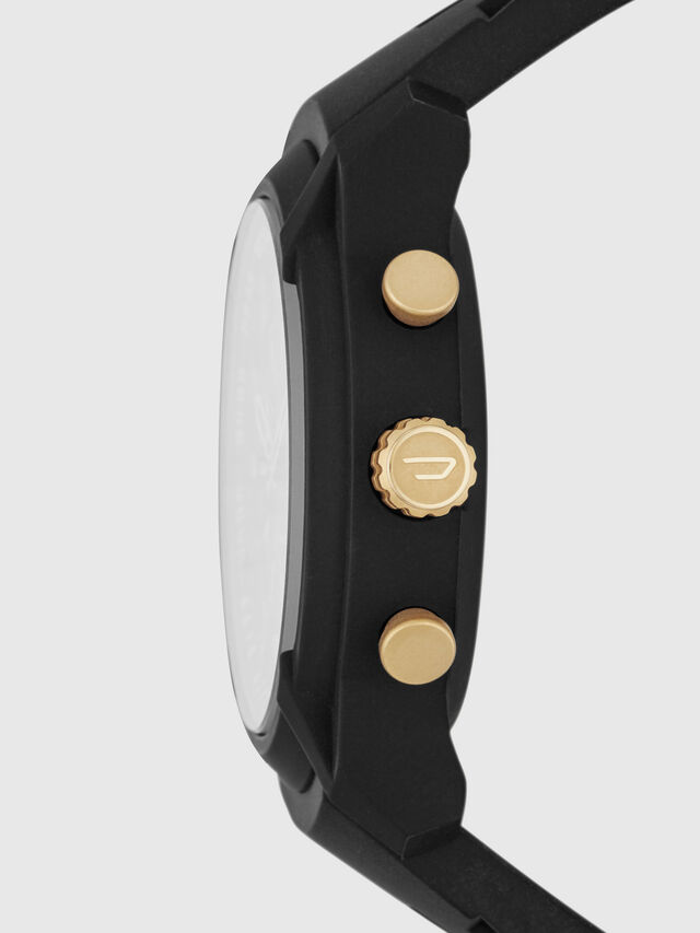 Diesel - DT1014, Noir - Smartwatches - Image 4