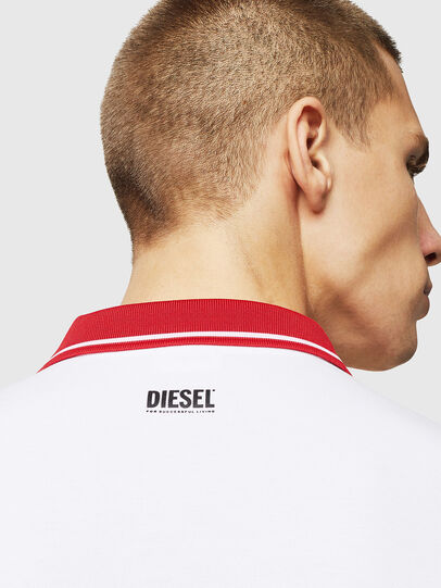 Diesel - LR-T-HART-VIC, Blanc - Polos - Image 4