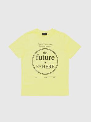 TDIEGOYD, Jaune - T-shirts et Hauts