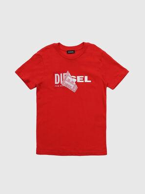 TDIEGO, Rouge - T-shirts et Hauts