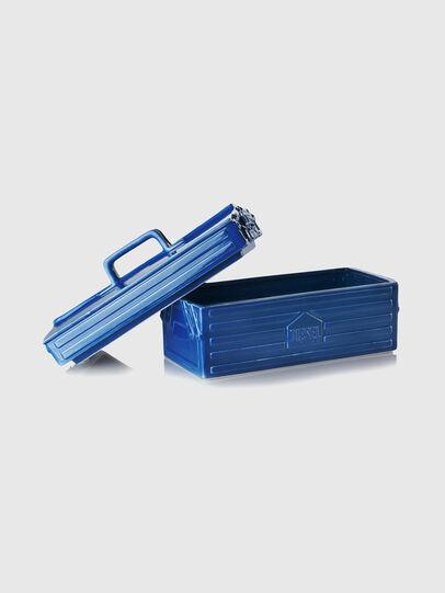 Diesel - 11056 WORK IS OVER, Bleu - Accessoires de Maison - Image 4