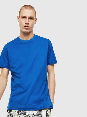 T-DIAMANTIK-NEW, Bleu - T-Shirts