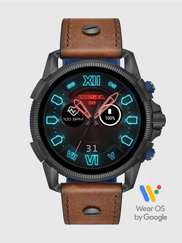 Diesel - DT2009, Marron - Smartwatches - Image 1