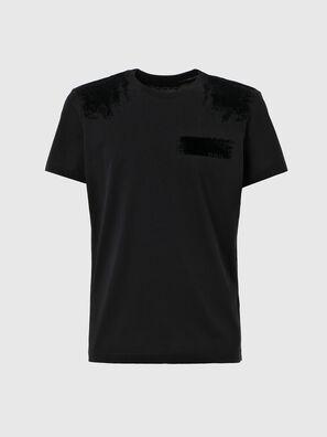 T-IEGO-A, Noir - T-Shirts