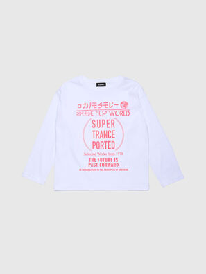 TJACKYH ML, Blanc - T-shirts et Hauts