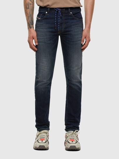 Diesel - Thommer JoggJeans® 069NE, Bleu Foncé - Jeans - Image 1