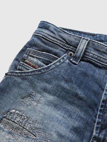 Diesel - KROOLEY-J-N, Bleu Clair - Jeans - Image 3