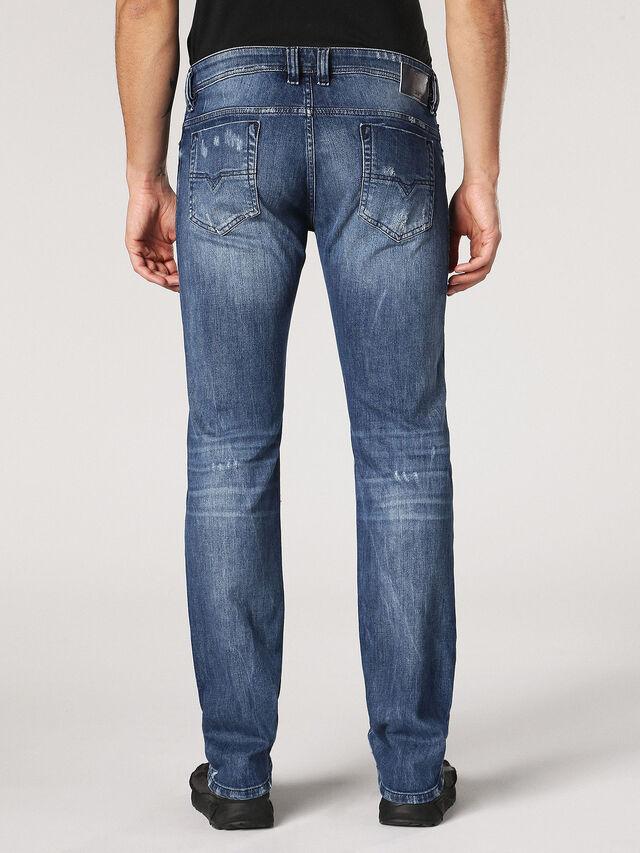 SAFADO C84MX, Blue jeans