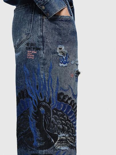 Diesel - Widee 0092Z, Bleu moyen - Jeans - Image 6
