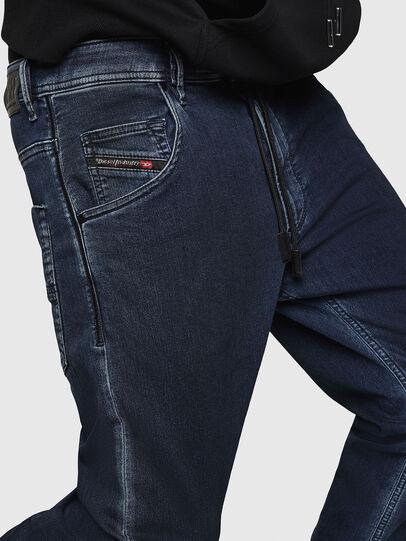 Diesel - Krooley JoggJeans 069HY, Bleu Foncé - Jeans - Image 3