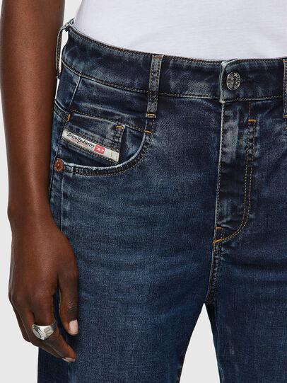 Diesel - Fayza JoggJeans® 069WZ, Bleu Foncé - Jeans - Image 4