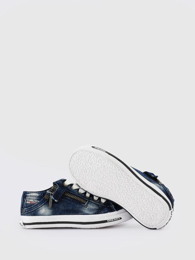 Diesel - SN LOW 25 DENIM EXPO, Jean Bleu - Footwear - Image 5