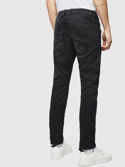 Diesel - Krooley JoggJeans 0670M, Noir/Gris foncé - Jeans - Image 2