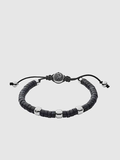 Diesel - DX1121, Noir - Bracelets - Image 1