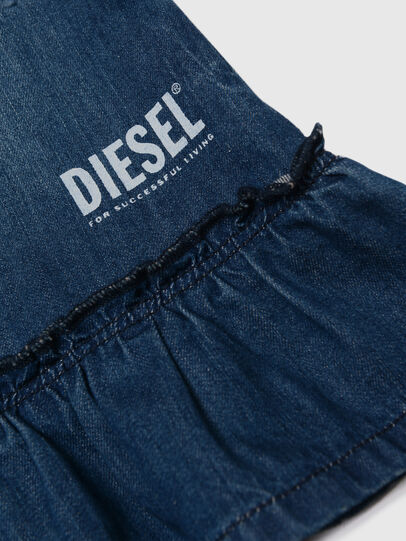 Diesel - DEIVIB, Bleu moyen - Robes - Image 3