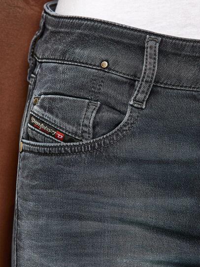 Diesel - D-Ollies JoggJeans® 069QA, Noir/Gris foncé - Jeans - Image 3