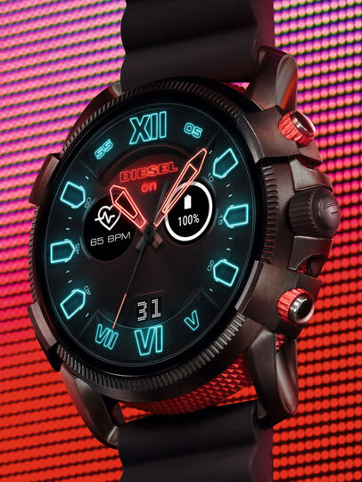 Diesel - DT2010, Noir - Smartwatches - Image 2