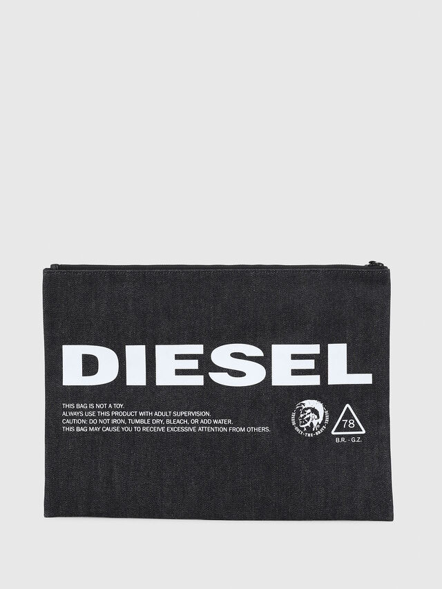 Diesel - LUSINA II, Jean Bleu - Portefeuilles Continental - Image 2