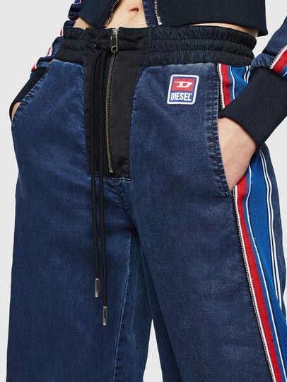 Diesel - D-Erinn JoggJeans 069HP, Bleu Foncé - Jeans - Image 3