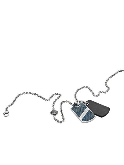 Diesel - NECKLACE DX1031,  - Colliers - Image 2