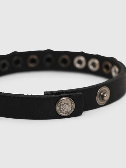 Diesel - A-MINT, Noir - Bijoux et Gadgets - Image 2