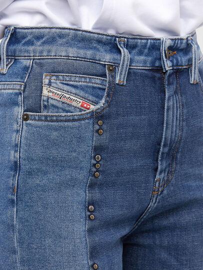 Diesel - D-Eiselle JoggJeans 009KP, Bleu Clair - Jeans - Image 4