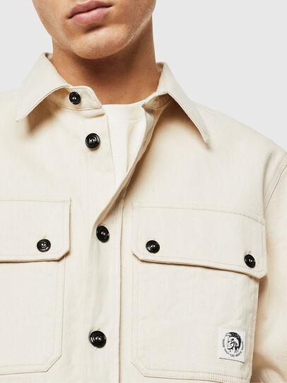 Diesel - S-JESSY, Blanc - Chemises - Image 3