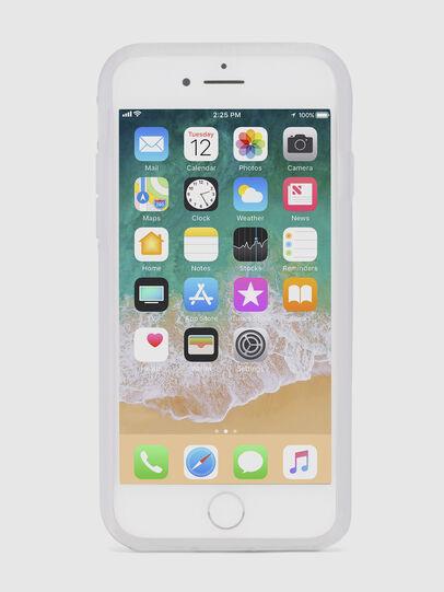 Diesel - BLAH BLAH BLAH IPHONE 8 PLUS/7 PLUS/6s PLUS/6 PLUS CASE, Blanc - Coques - Image 4