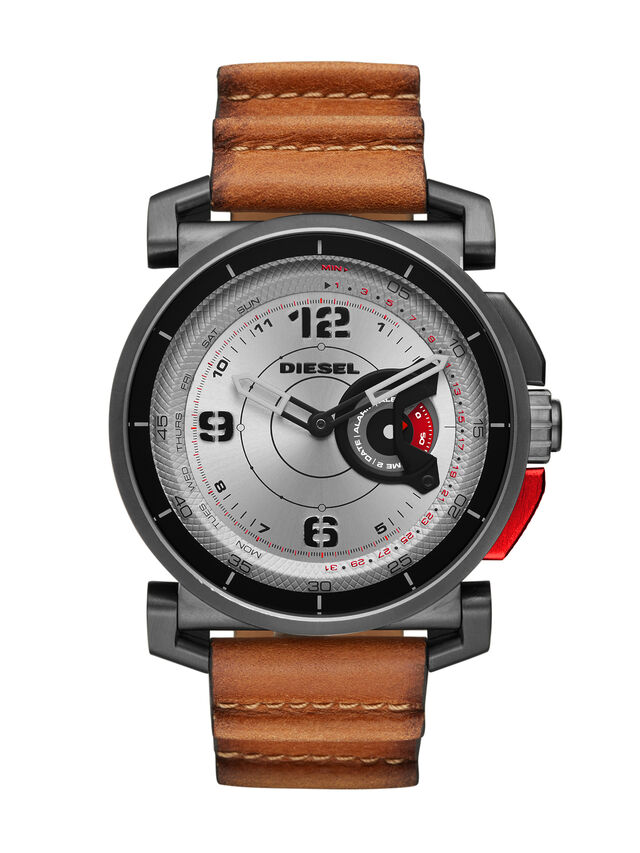 Diesel - DT1002, Marron - Smartwatches - Image 2