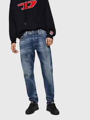 Larkee-Beex 0853P, Bleu moyen - Jeans