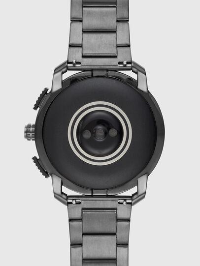 Diesel - DT2017, Gris foncé - Smartwatches - Image 4