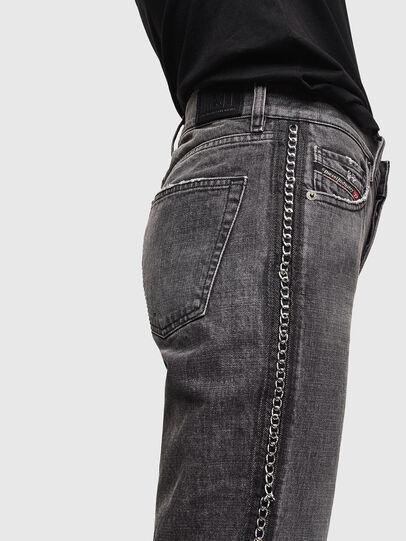 Diesel - Aryel 0096I, Noir/Gris foncé - Jeans - Image 5