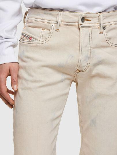 Diesel - Sleenker 009VJ, Blanc - Jeans - Image 3