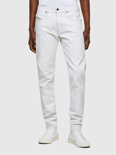Diesel - D-Strukt 003AF, Blanc - Jeans - Image 1