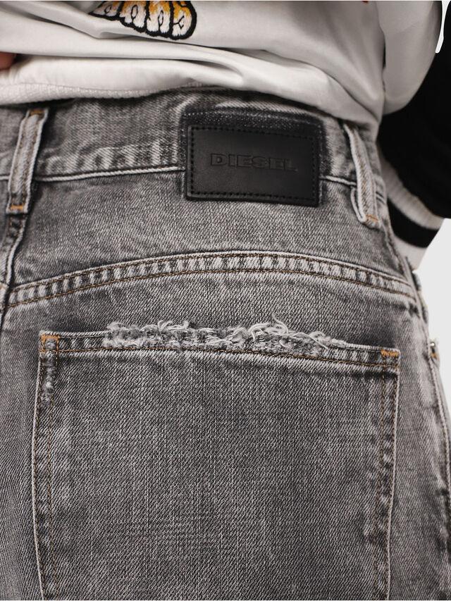Diesel - Widee 8880X, Gris Clair - Jeans - Image 4