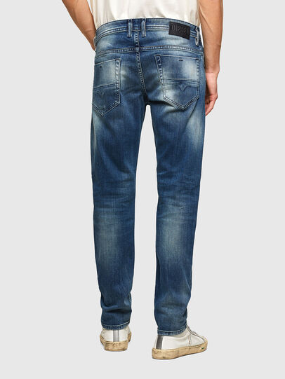 Diesel - Thommer 009RS, Bleu Foncé - Jeans - Image 2